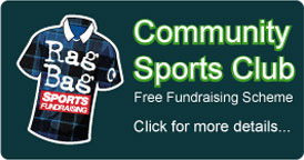 Community Sports Club - Fundraising Scheme